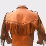 Real Leather Cowboy Jacket