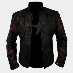 New Avengers Infinity War 2018 Captain America Jacket