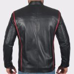 Double Rider Biker Jackets Men
