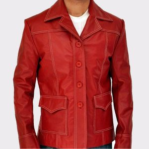 Fight Club Tyler Durden Brad Pitt Coat