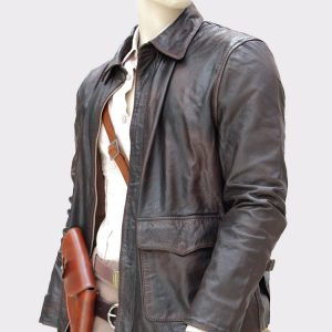 Indiana Jones Adventure Leather Jacket