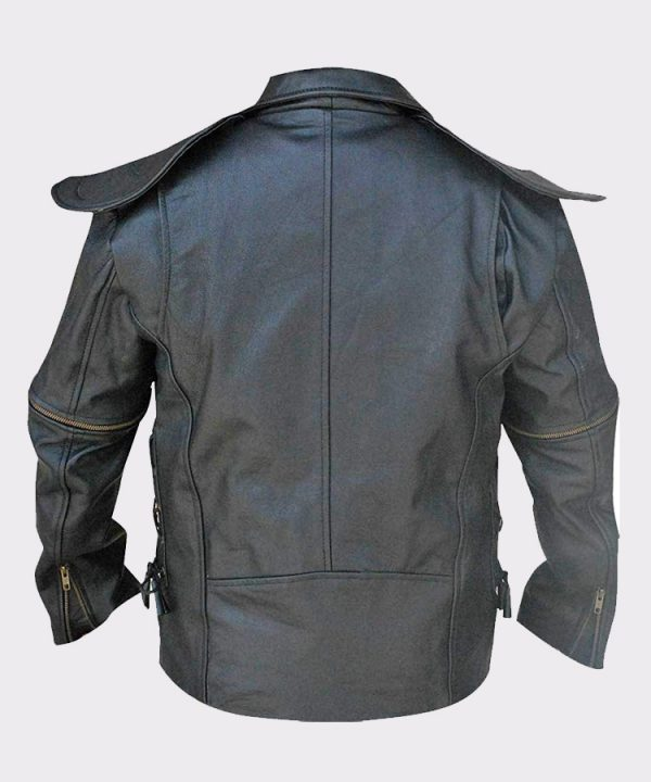 Mad Max Fury Road Stylish Biker Faux Leather Jacket