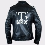 Men's Grease T Birds Danny Zuko John Travolta Jacket