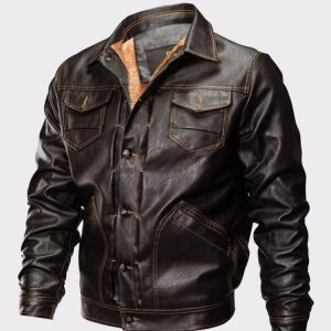 Men's Winter Warm Bomer Jacket