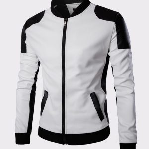 New Men Coat Bomber Jacket