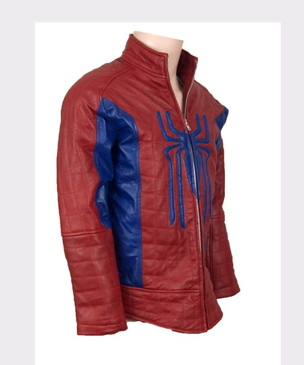 Superhero Halloween Costumes for Men Leather Jackets