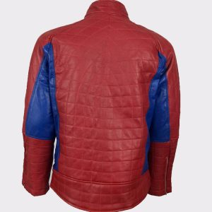 Superhero Halloween Costumes for Men Leather Jackets