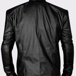 Superhero Style Batman Beyond Leather Jacket