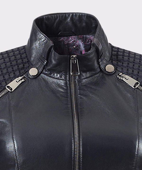 womens Real Premium Lambskin Leather Jacket