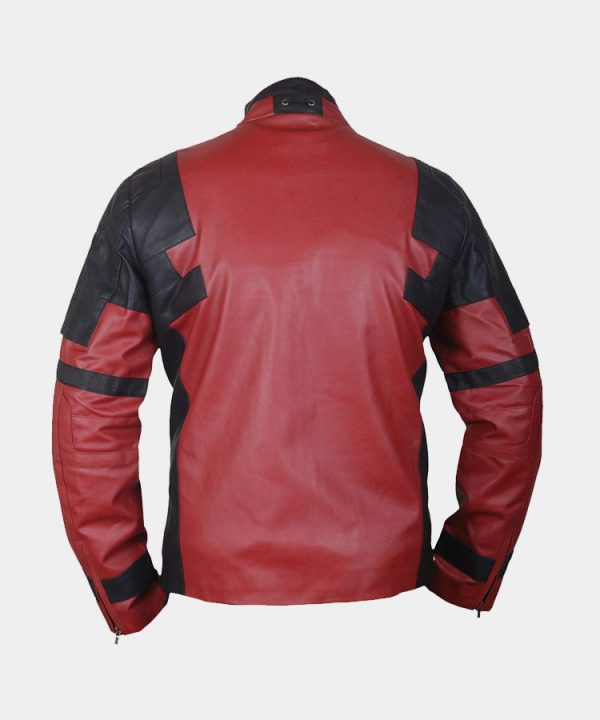 Deadpool Ryan Reynolds Jacket