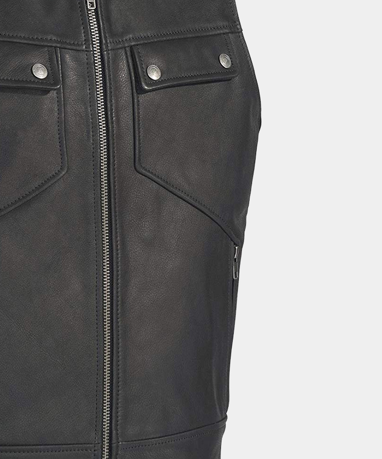 e4a60aeed Men's Nomad Leather Vest