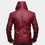 Stephen Amell Roy Harper Arrow Jacket in Red