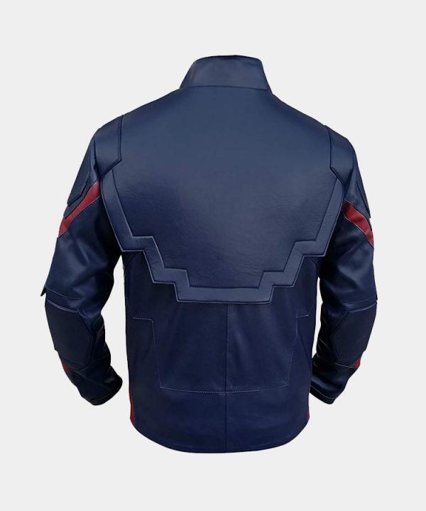 Steve Rogers Infinity War Avengers Captain America Jacket