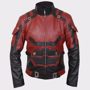 Buy Daredevil Matt Murdock Charlie Cox Faux Leather Jacket