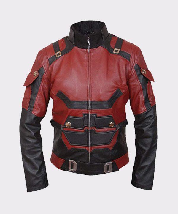 Buy Daredevil Matt Murdock Charlie Cox Faux Leather Jacket
