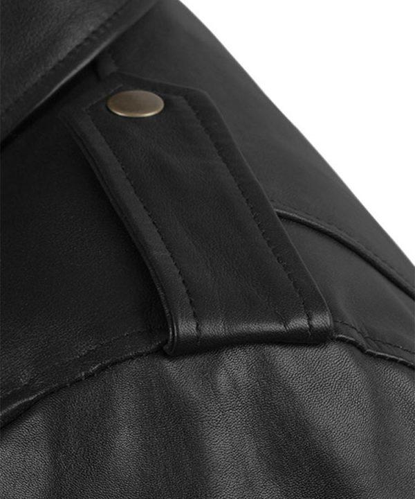 Leon Kennedy Men Fashion Resident Evil 6 Leather Jacket 1