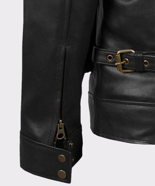 Leon Kennedy Men Fashion Resident Evil 6 Leather Jacket 3