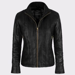 Megan Fox Celebrity Transformers 2 Leather Fashion Jacket 1
