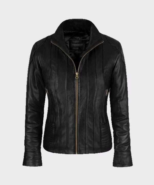 Megan Fox Celebrity Transformers 2 Leather Fashion Jacket 1